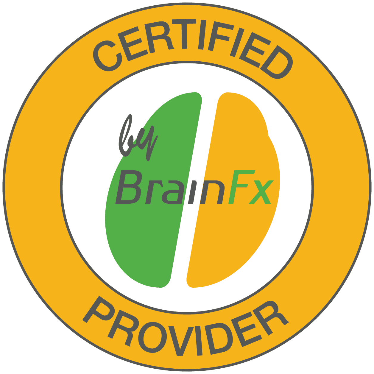 Certified by BrainFx